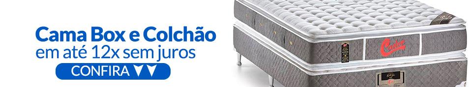 banner categoria Cama Box e Colchão mobile
