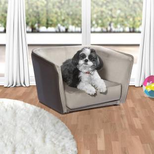 Cama Pet Bege Confort Luapa