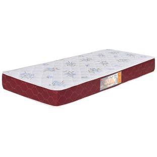 Colchão Box Solteiro Castor Espuma D20 Sleep Max 15 Cm Vinho 78
